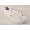 LACOSTE CARNABY EVO BLAN/ROSA-0
