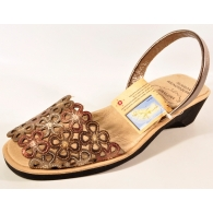 BOSTON SHOES 225 BRONCE-0