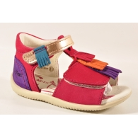 KICKERS BIHILANA FUCHSIA/OR-0