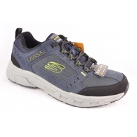 SKECHERS 51893 NAVY/LIME-0