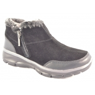 SKECHERS 49317 BLACK-0