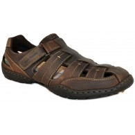 HUSH PUPPIES SARLAC MARRON